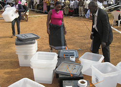 Mobile Monitoring for Elections